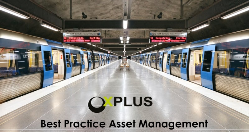 Oxplus asset management for rail