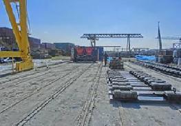 Soneville LVT Rail israel