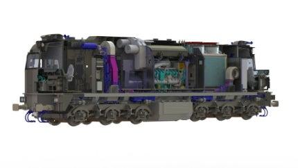 Diesel Train Retrofit