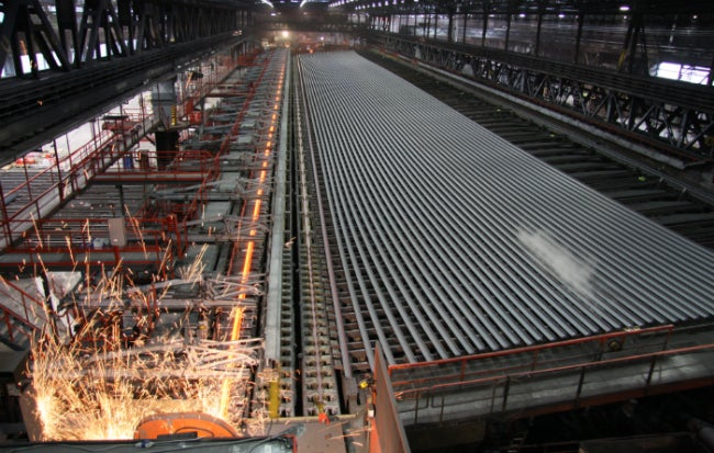 voestalpine Schienen premium rails