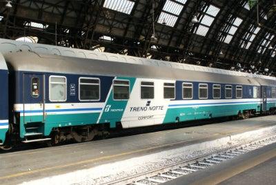 Trenitalia contract