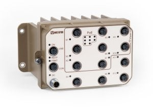 Westermo introduces two pwer-over-Ethernet switches.