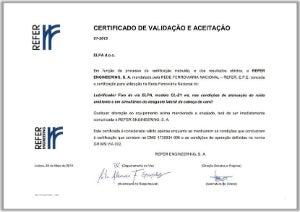 elpa certificate