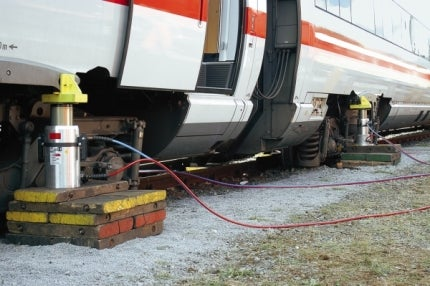 Leading Rerailing Systems from Germany