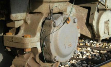High Speed Rail Corrugation Analyser