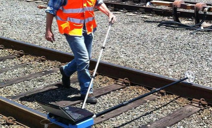 rail corrugation measurement