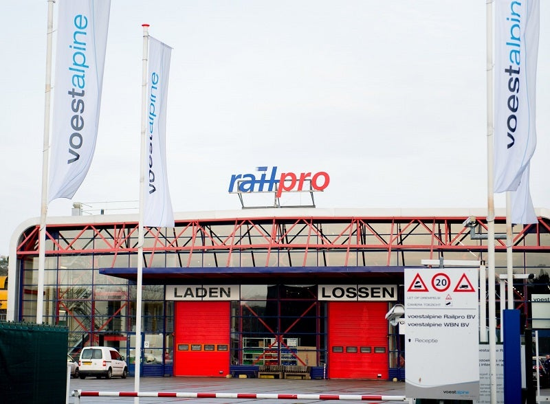 voestalpine Railpro