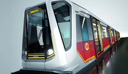 Inspiro Metro Trains, Warsaw