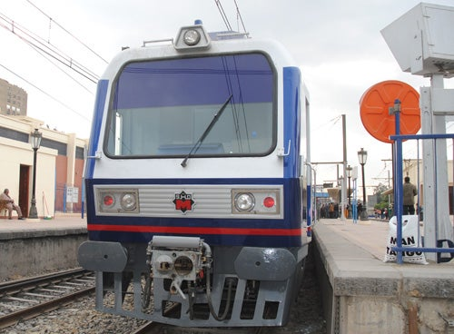 Cairo Metro LIne 1