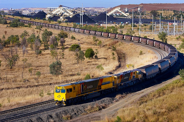 Aurizon and GVK Coal Infrastructure