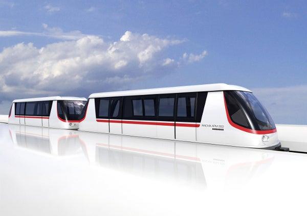 Bombardier INNOVIA APM