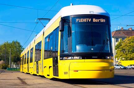 Bombardier- FLEXITYBerlin