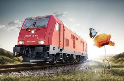 Bombardier- TRAXXME
