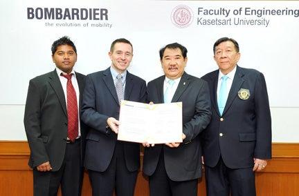 Bombardier-KU-Thailand