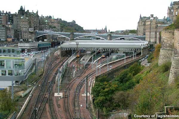 Borders Railway project