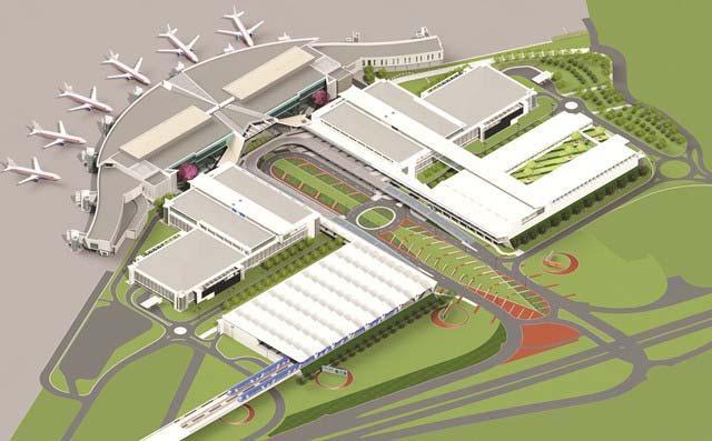 Canbera Airport Rail Terminal
