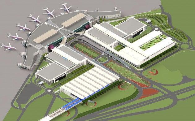 Canberra Airport HSR station