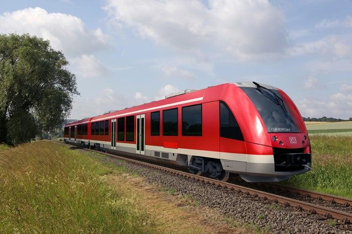 DB Coradia-Lint- Alstom