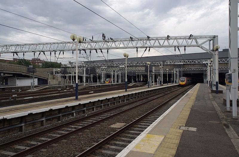 Euston_HS2 rail line