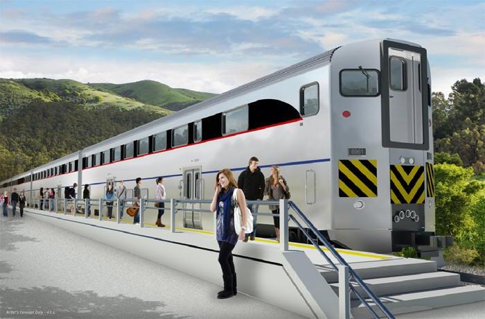 Illinois-high-speed rail procurement in US