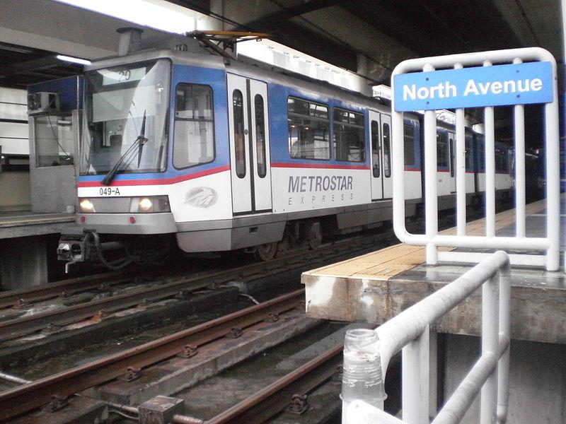 MRT North Avenue Station