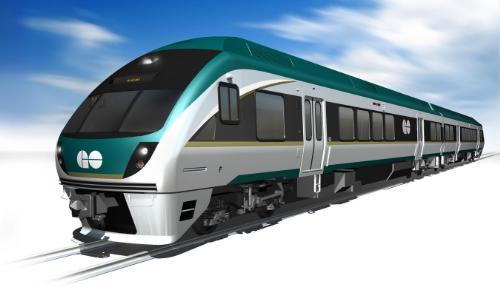 Metrolinx-Diesel Multiple Unit