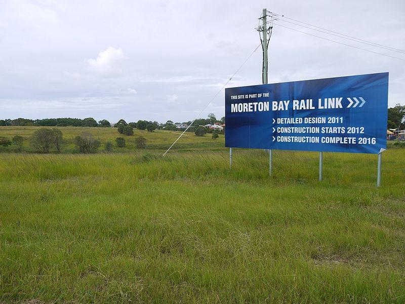 Moreton Bay Rail