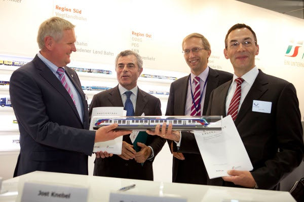 NETINERA Deutschland and Alstom