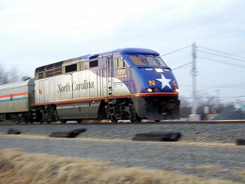 Piedmont train