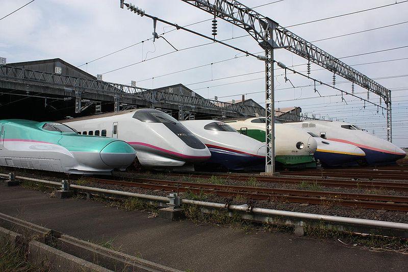 Shinkansen line