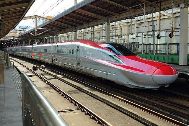 Shinkansen trains-April 27