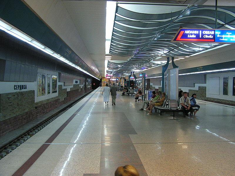 Sofia metro line 2