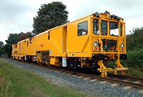 Stoneblowers, Network Rail