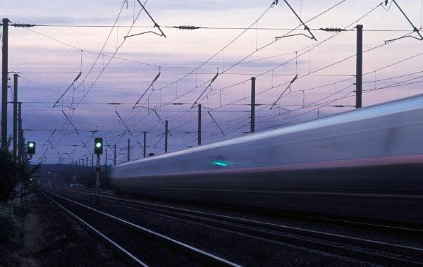 Train Blurr