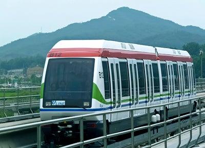 VAL metro system