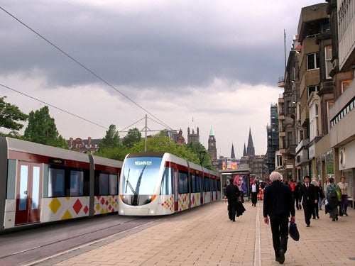 Edinburgh Tramway