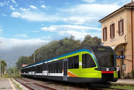 Stadler GTW Articulated Railcars