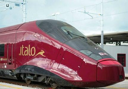 private operator Nuovo Trasporto Viaggiatori (NTV) has launched the country's first high-speed train service
