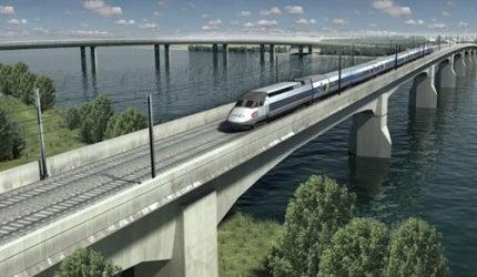Tours–Bordeaux High-Speed Rail