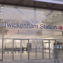 Twickenham Station Development Project In The Uk Moves